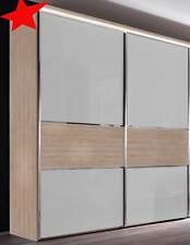 Staud Sinfonie Plus Schwebetürenschrank Garderobenschrank Glas viele Farben