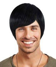 Black Emo Wig HM-285