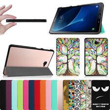 For Samsung Galaxy Tab 4 8.0 SM-T330 / SM-T337A SlimShell Case Auto Wake / Sleep