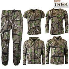 HOMMES GAME Trek camouflage pull à capuche fermeture éclair jogging à T-shirt