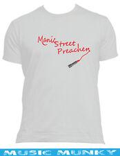 LIKE Manic Street Preachers NUOVA T-SHIRT MASCHIO FEMMINA PER BAMBINI Stay