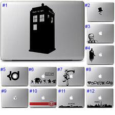 Apple Laptop Macbook Air Pro Cool Graphics Design Vinyl Sticker Decal Decoration