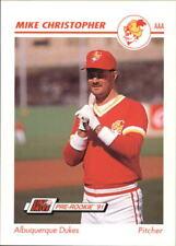 1991 Line Drive AAA Baseball Card Pick 1-437