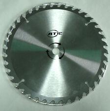 "10"" 40Tooth Tungsten Carbide Tipped Circular Wood Cutting Saw Blade 5/8"" Arbor"