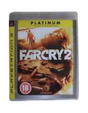 Far Cry 2 -- Platinum Edition (Sony PlayStation 3, 2008) - European Version