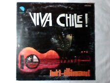 INTI-ILLIMANI Viva Chile lp ITALY