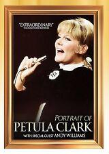 DVD: Portrait of Petula Clark, . Very Good Cond.:
