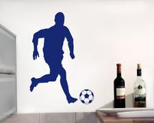 Wandtattoo Fußballspieler Wandaufkleber Motiv 763   25 Farben 8 Größen