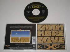 KING´S X/FAITH HOPE LOVE (ATLANTIC 82145-2) CD ALBUM