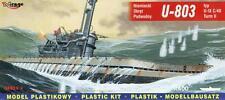 U-boot u 803 type ix C/40 turm ii-ww ii sous-marin allemand 1/400 mirage