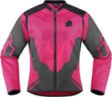 Icône femme anthem 2 pink veste moto