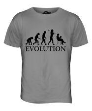 READING FEMALE EVOLUTION MENS T-SHIRT TEE TOP GIFTGLASSES LAMP