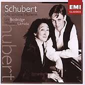 Schubert: Die Schone Mullerin 2005 by Franz Schubert; Mitsuko Uchida; Ex-library