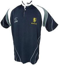 Escocia León Rampante transpirable Rugby-En Vivo Para Camisa De Rugby Talle Xs-3xl