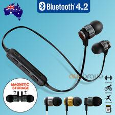 Universal 4.2 Wireless Bluetooth Handsfree Earphones For iPhone Samsung Apple