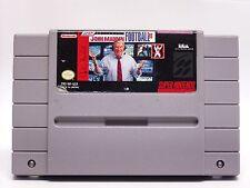 John Madden Football '93 cart ....  SNES Super Nintendo