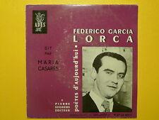 FREDERICO GARCIA Poètes d'aujourd'hui P37LA4011
