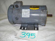 Baldor DC motor CD3425, .25hp, 1725rpm, 56C w/feet, 90Vdc, 34-4418-1482, TEFC