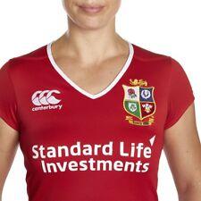 100% Official Canterbury British & Irish Lions 2017 Women's Pro Shirt