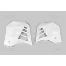 47755: UFO Plásticos laterales de radiador UFO Yamaha blanco YA02803-046