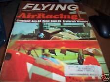 Flying Magazine Sept 1968 Air Racing