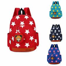 03c972a3a0e7 New Boy Girl Children Backpack Nursery Toddler Cute Lunch School Bag  Rucksack