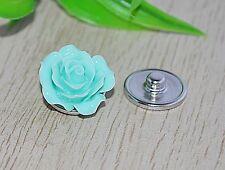 Button Druckknöpfe +++ Blüten Blumen +++ viele Farben +++ Wechsel Druckknopf
