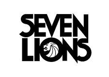 Seven Lions Sticker EDM EDC BPM TRAP TOMORROWLAND ULTRA MUSIC HOUSE