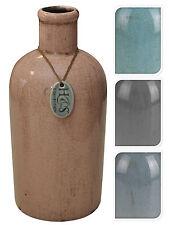 Stile Vintage Affliggere Smalto Vitreo Cavillato Ceramica Vaso Design D'interni