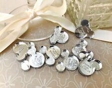 Personalised Disney Mickey & Minnie Mini Mr & Mrs Wedding Confetti Decorations