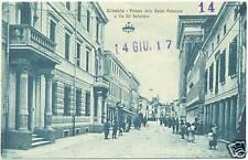 CITTADELLA - BANCA ANTONIANA E VIA XX SETT. (PADOVA)