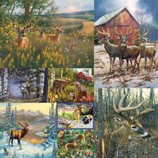 5D Diamante Ciervo Naturaleza Arte Pintura mosaico bordado hágalo usted mismo Kits De Punto De Cruz Nuevo