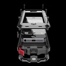 Outdoor Case Schutzhülle Aluminum wasserdicht stoßfest Samsung Galaxy S9 S8 Plus