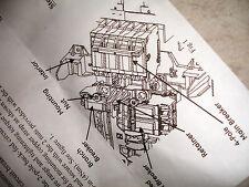New General Electric Generator Transfer switch interlock kit GE THQLLX8FL