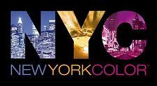 NYC Eyeshadow SPARKLERS Loose Eye Powder METALLIC Roll-On Shimmer *YOU CHOOSE*