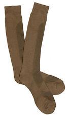 Nuevo Coolmax Arranque calcetines-Coyote-todos los tamaños de senderismo Militar Pie Ropa Térmica