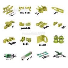 For RC Car 1/12 WLtoys 12428 12423 Upgrade Parts Green Alum DIY Parts