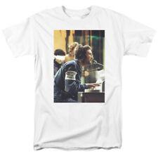 John Lennon Peace Licensed Adult T Shirt