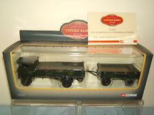 Corgi modèle No.CC20004 sentinel wagon & trailer (Grandsen) mib