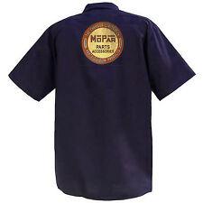 Mopar Parts And Accessories II - Mechanics Graphic Work Shirt  Short Sleeve