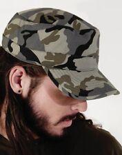 BEECHFIELD Camo Army Cap CAPPELLO mimetico MILITARE softair