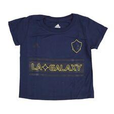 "LA Galaxy Adidas MLS Toddler Navy Blue ""Powerband"" T-Shirt"