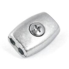 [2-6mm] SERRE-CÂBLE OVALE galvanisé zinqué clip crapaud cordage sport acier