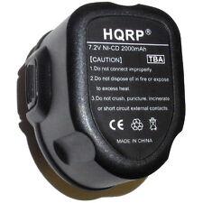 Battery replacement for DeWalt  DE9057  DE9085  DW9057  DW925K  DW925K-2
