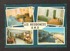 ILE ROUSSE (Corse) CENTRE DE VACANCES U.M.O. / RESIDENCES JOSEPH-CHARLES