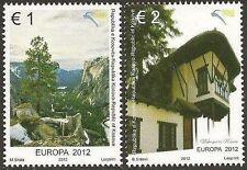 2012 Europa CEPT - Kosovo - set 2v