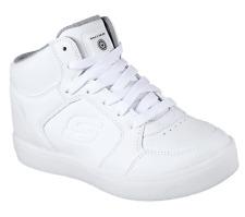Skechers Scarpe Sneaker Ragazzi Bianco 90600L-WHT