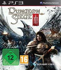 Dungeon Siege III (Sony PlayStation 3, 2011)