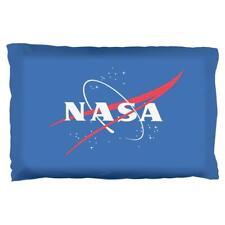 NASA Blue Pillow Case