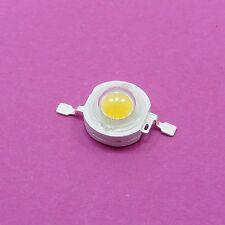 BIANCO Caldo 3W Alta Potenza Diodo LED Chip EPISTAR LAMPADINA LAMPADA PCB Full Spectrum